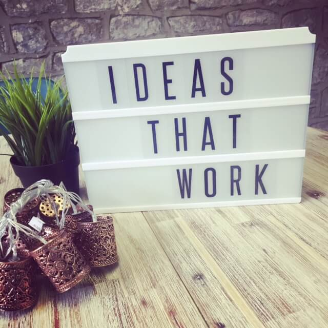 Ideas That Work Logo - Ideas That Work