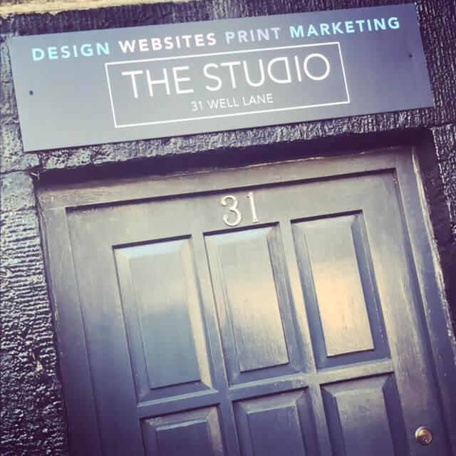 The Studio Logo - Ideas That Work