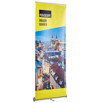 Periscope - Roller Banner - Ideas That  Work